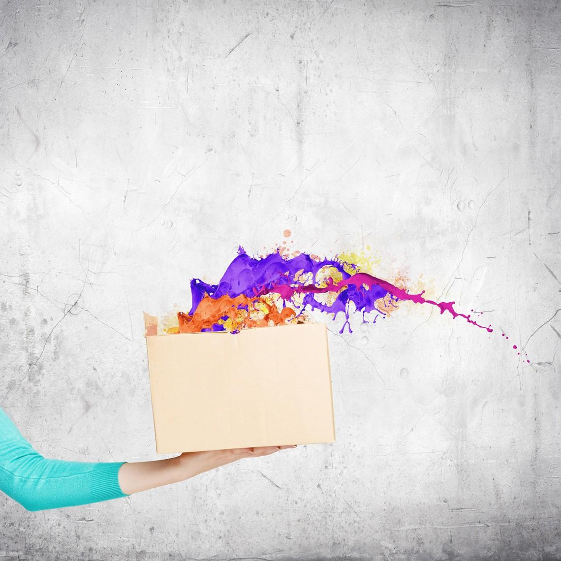 creativity box
